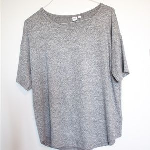 Knit short sleeve top GAP